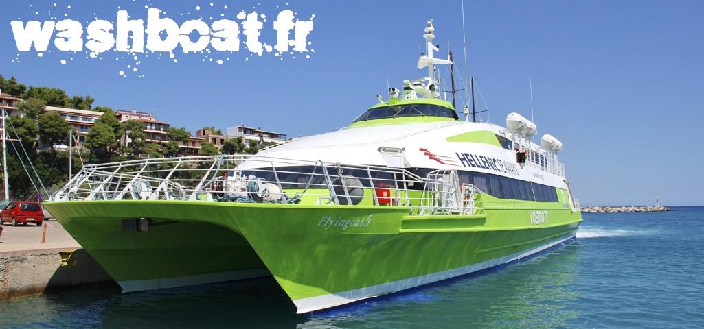 Washboat